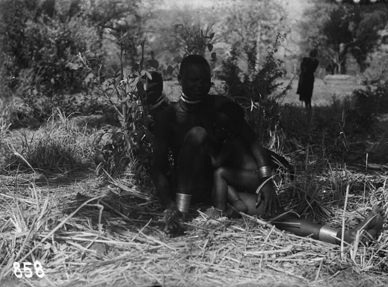 1931-1932. Африканская экспедиция Ханса Шомбургка. Часть 5. Южная Родезия. Вып.3
