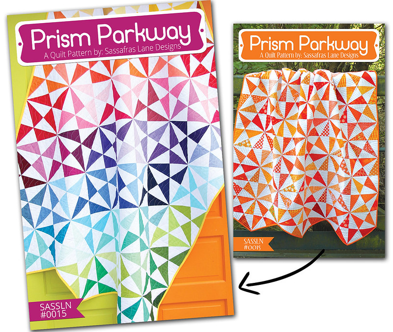 New Prism Parkway Pattern Cover