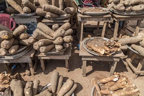 ghana kumasi vegetables ashanti gh