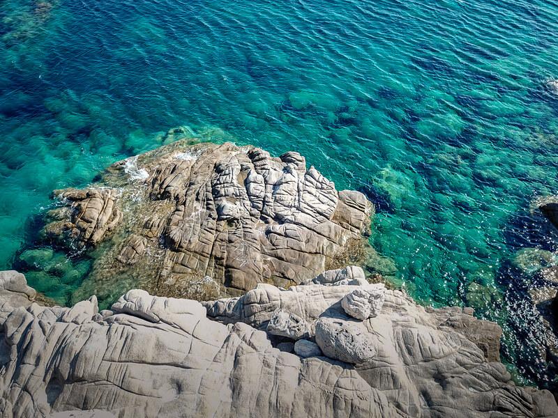 Isla de Ikaria - playa Seychelles