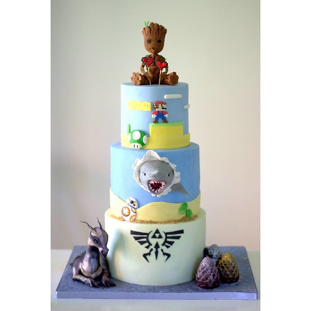 Cake by Occasion Maker