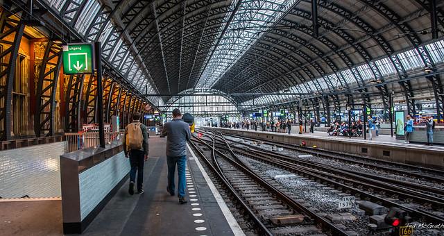 2018 - Amsterdam - Amsterdam Centraal