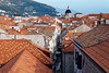 The rooftops of Dubrovnik old town by S Walker