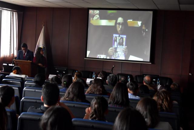 CIDH: audiencia de personas desaparecidos en Ecuador