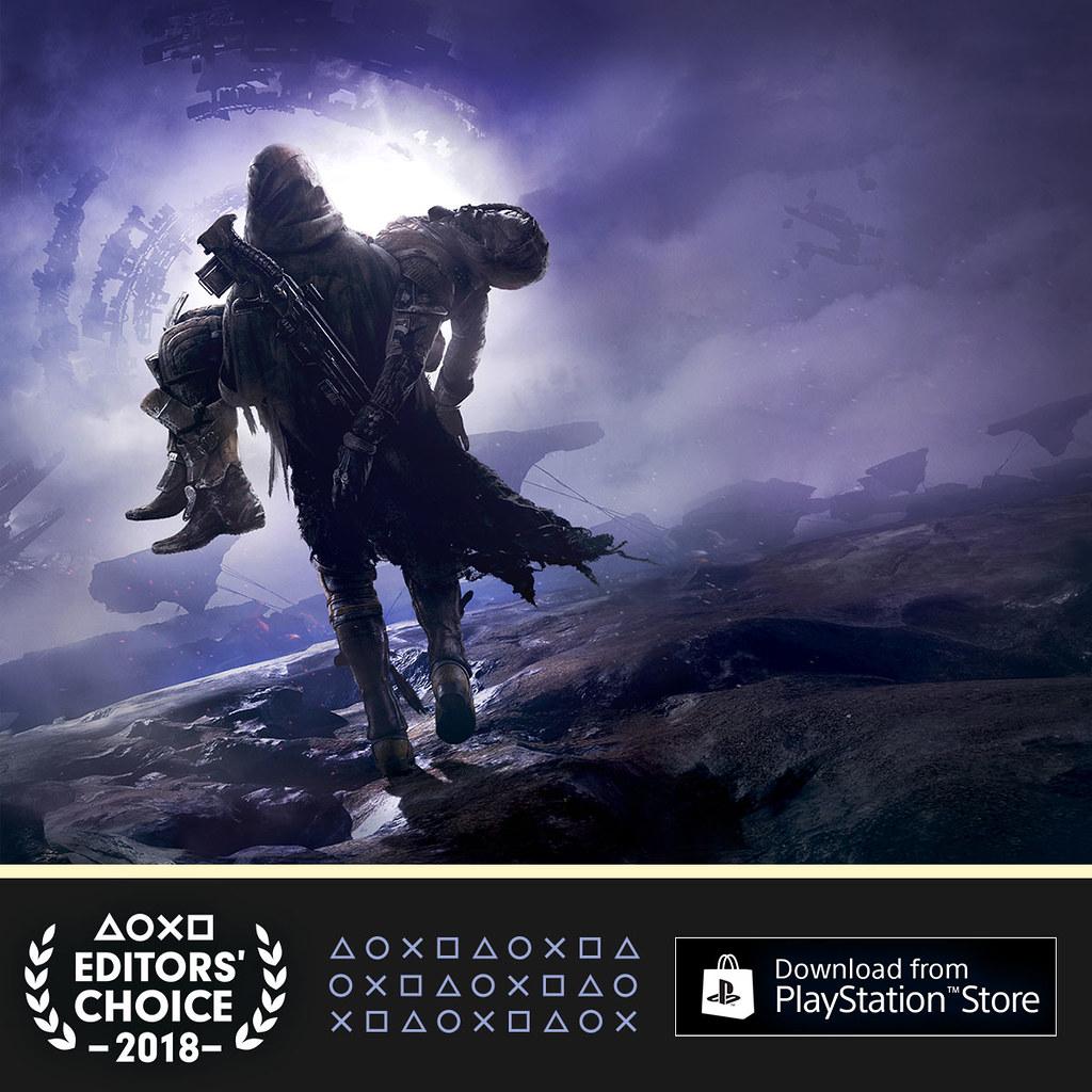 PlayStation Editor's Choice Q3 2018: Destiny 2: Forsaken