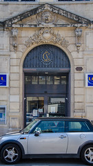 Porte du Crédit Lyonnais