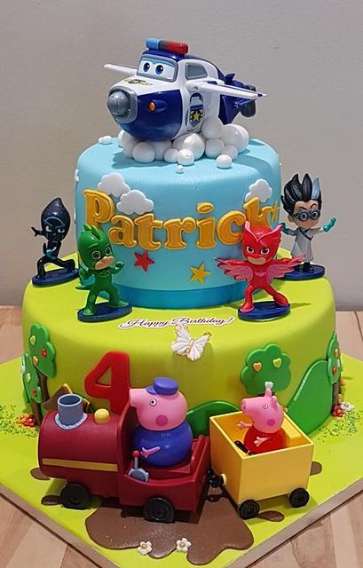 Cake by Dana's Magic Cakes