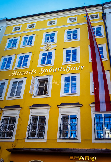 · Qué ver en Salzburgo · Casa natal de Mozart · Austria · Salzburg · Click_Trip ·