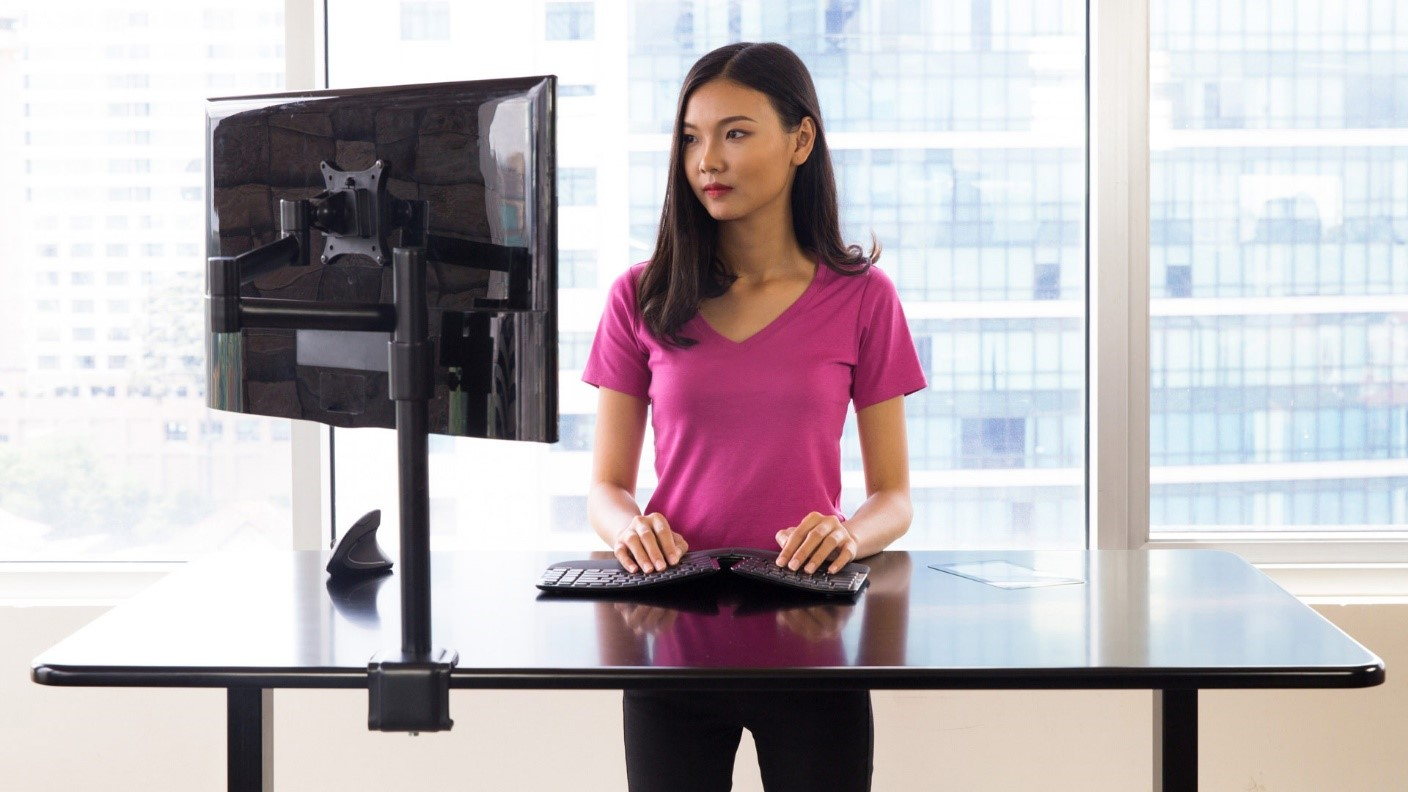 How long should you really be standing at your desk while working? - Image1
