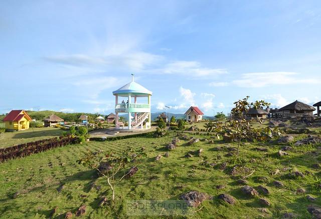 masbate itinerary diy mayong payong peak