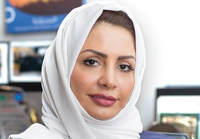 3562 Hind Al-Zahid, the first Saudi Woman to be appointed as a Head of a Saudi Airport 03