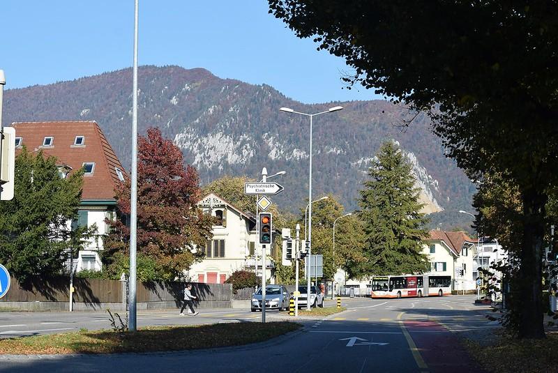Weissensteinstrasse Langendorf 15.10.2018