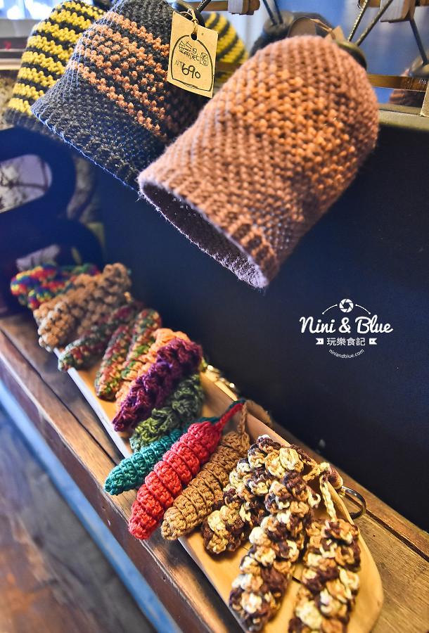 台東咖啡 Kituru 咖啡 台東景點 菜單價位 山地飯12