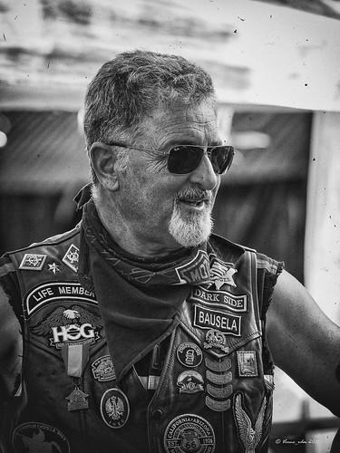 Gente Harley-Davidson. Gente encantadora.