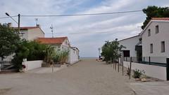Village de pecheurs du Racou, Argeles sur mer
