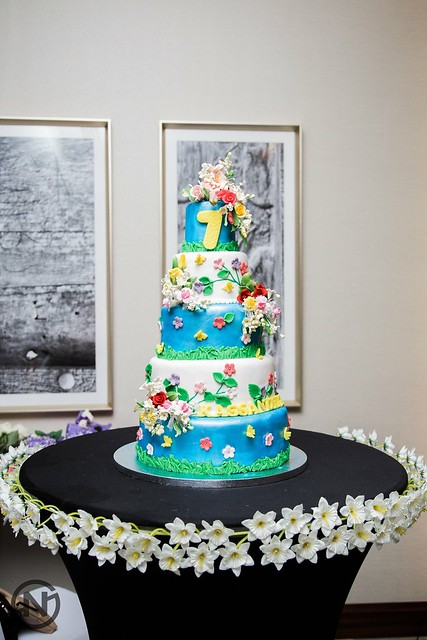 Cake by Anna Dalisay Ting of Baker Ting