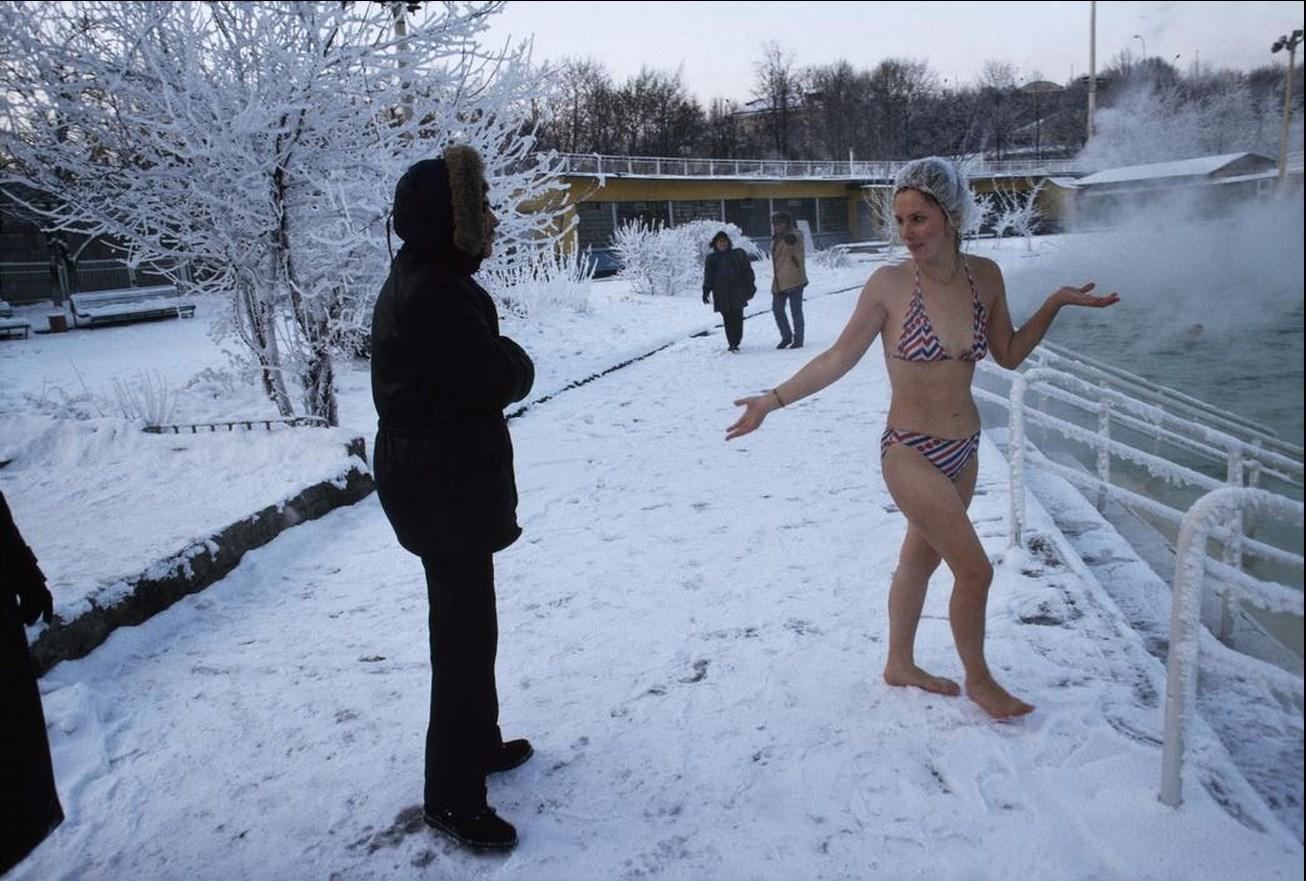 Бассейн «Москва», последний год