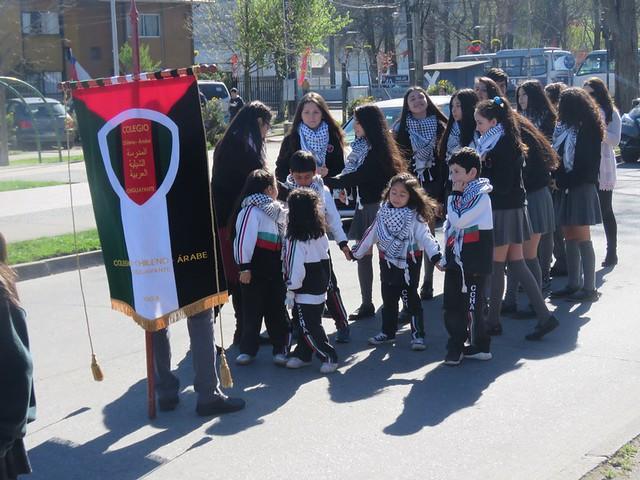 Desfile Colegio Andrés Bello