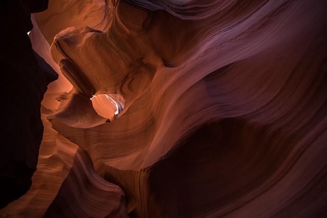 Lower Antelope Canyon, Page, Nikon D750, AF-S Nikkor 16-35mm f/4G ED VR