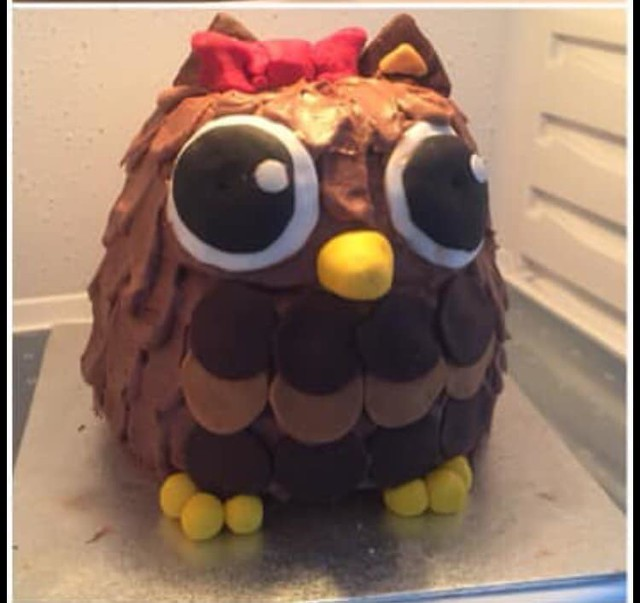 Cake by Beth Baines