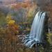 Falling Spring Waterfall, Virginia by An Xiao