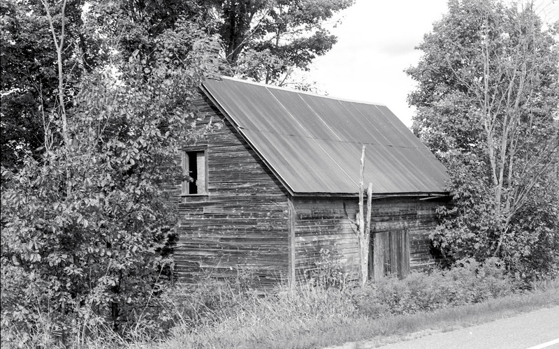 Abandoned Garage_