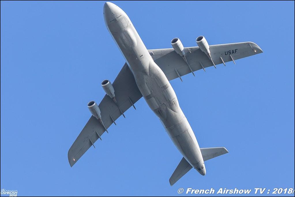 Lockheed C-5M Super Galaxy Review eaa oshkosh airventure airshow meeting aerien