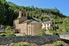 Eglise de Salau, Ariege