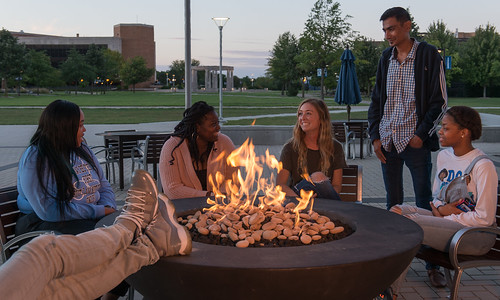 UIS Feature: Firing up friendship