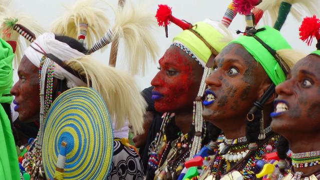 Wodaabe Gerewol Festival…
