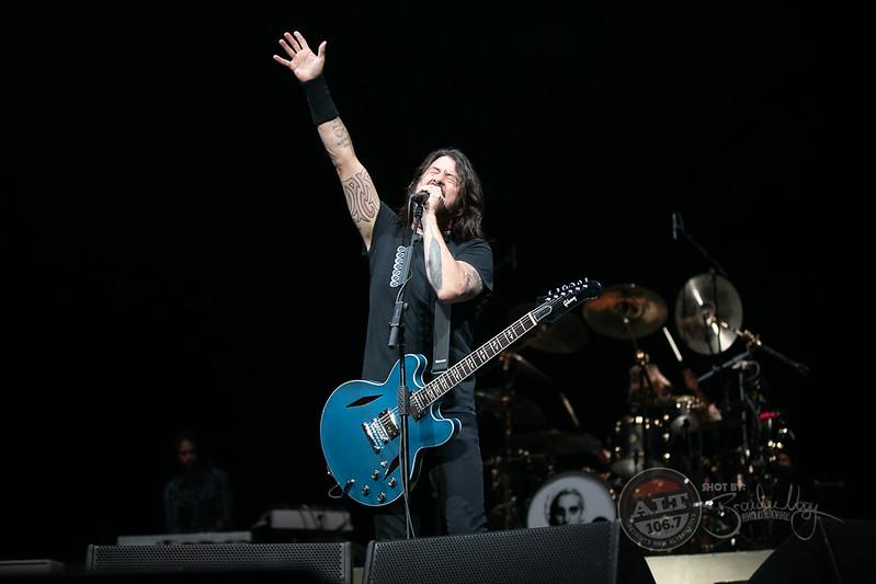 Foo Fighters | 2018.10.15