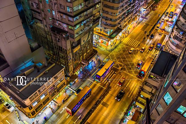 Cluster - Hong Kong