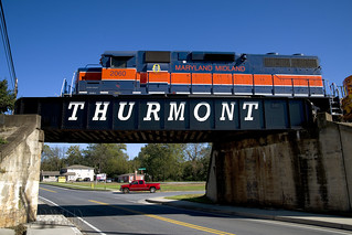 Westbound At Thurmont