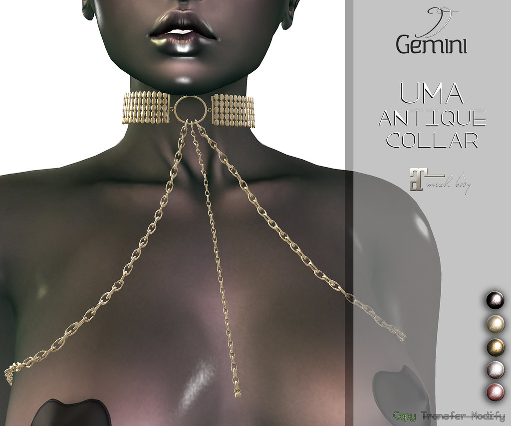 •Gemini -Uma Antique Collar- @ Sense Event•