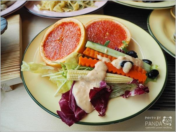 果然匯蔬食宴 統領店 (24)