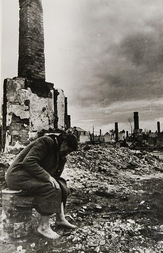 1943. На пепелище