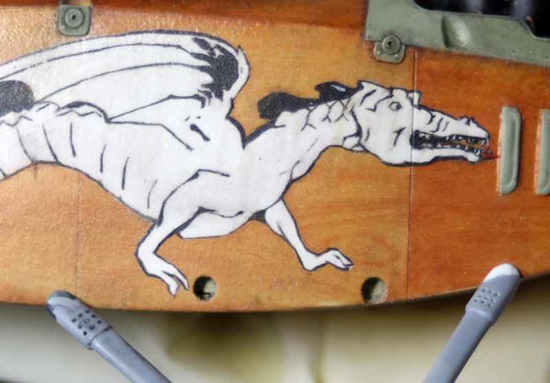 1/48 Albatros C. III   Crocodile et Dragon - Page 2 45507143682_fae8b94271_c