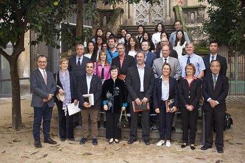 La Fundació Institut Confuci de Barcelona celebra el «Fòrum Macro-Confuci»
