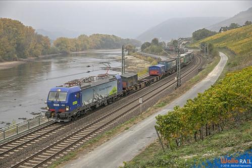 193 494 BLS . 40139 . Lorch (Rhein) 20.10.18.
