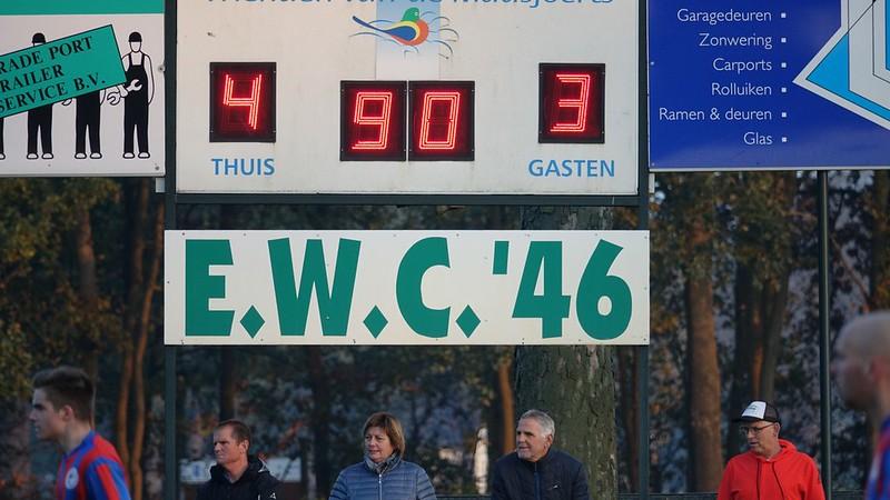 EWC - VV Heijen 041118