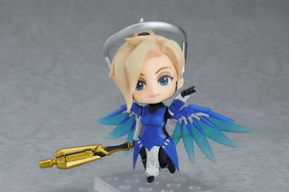 Nendoroid Mercy: Cobalt Blue Skin (Blizzard Exclusive)