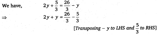 NCERT Solutions for Class 8 Maths Chapter 2 Linear Equations In One Variable 40