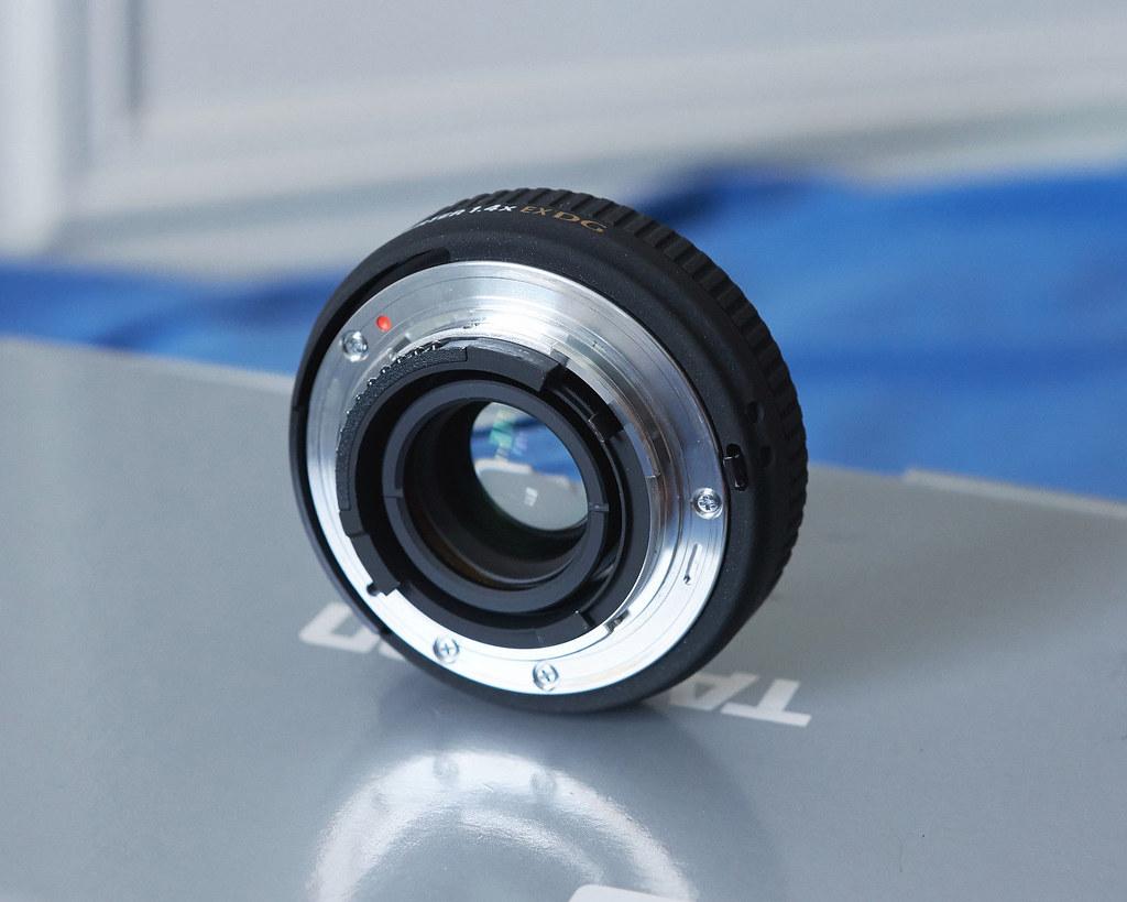 FS: Plustek 8100 Scanner + Sigma apo dg ex 1 4x converter
