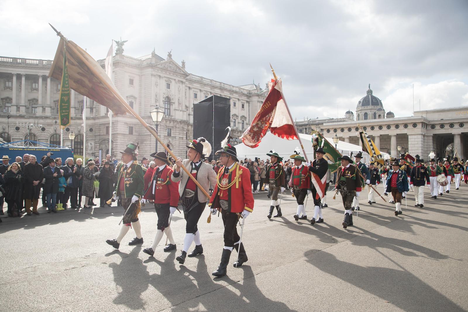 100 Jahre Republik Österreich, Wien, 21.10.2018