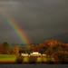 Windermere Autumn rainbow