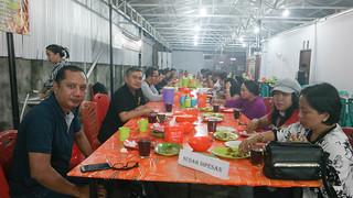 Dinner at Manado CIty