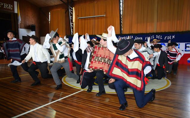 Muestra Folclórica 2018 (6° básico a 4° medio)