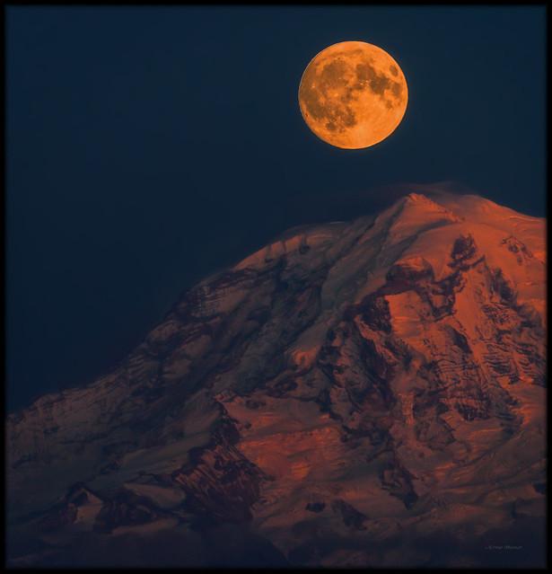 Harvest Moon Time