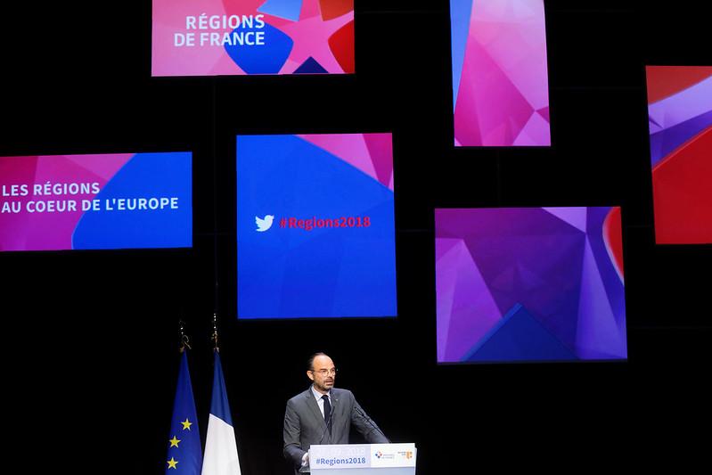 Le Congrès 2018 de Régions de France