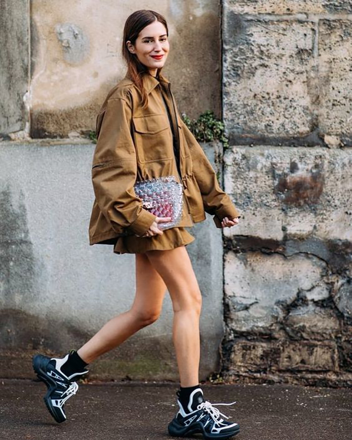 the sneakers you want to wear this fall trend 2018 style fashion tendencias balenciaga vans1